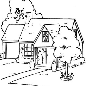 Houses For Drawing at GetDrawings.com | Free for personal ...