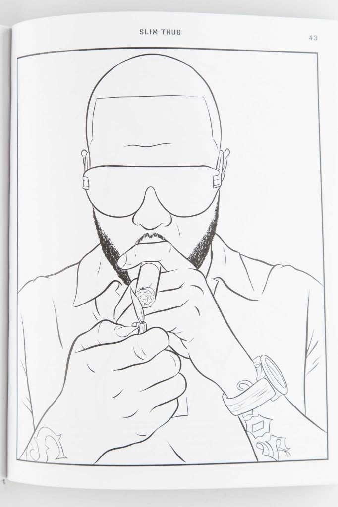 682x1024 Port Arthur's Bun B Releases Rap Coloring Book