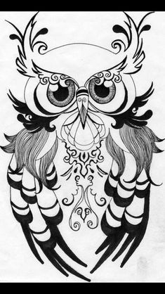235x418 Kids Camp Paisley Owl All Ages