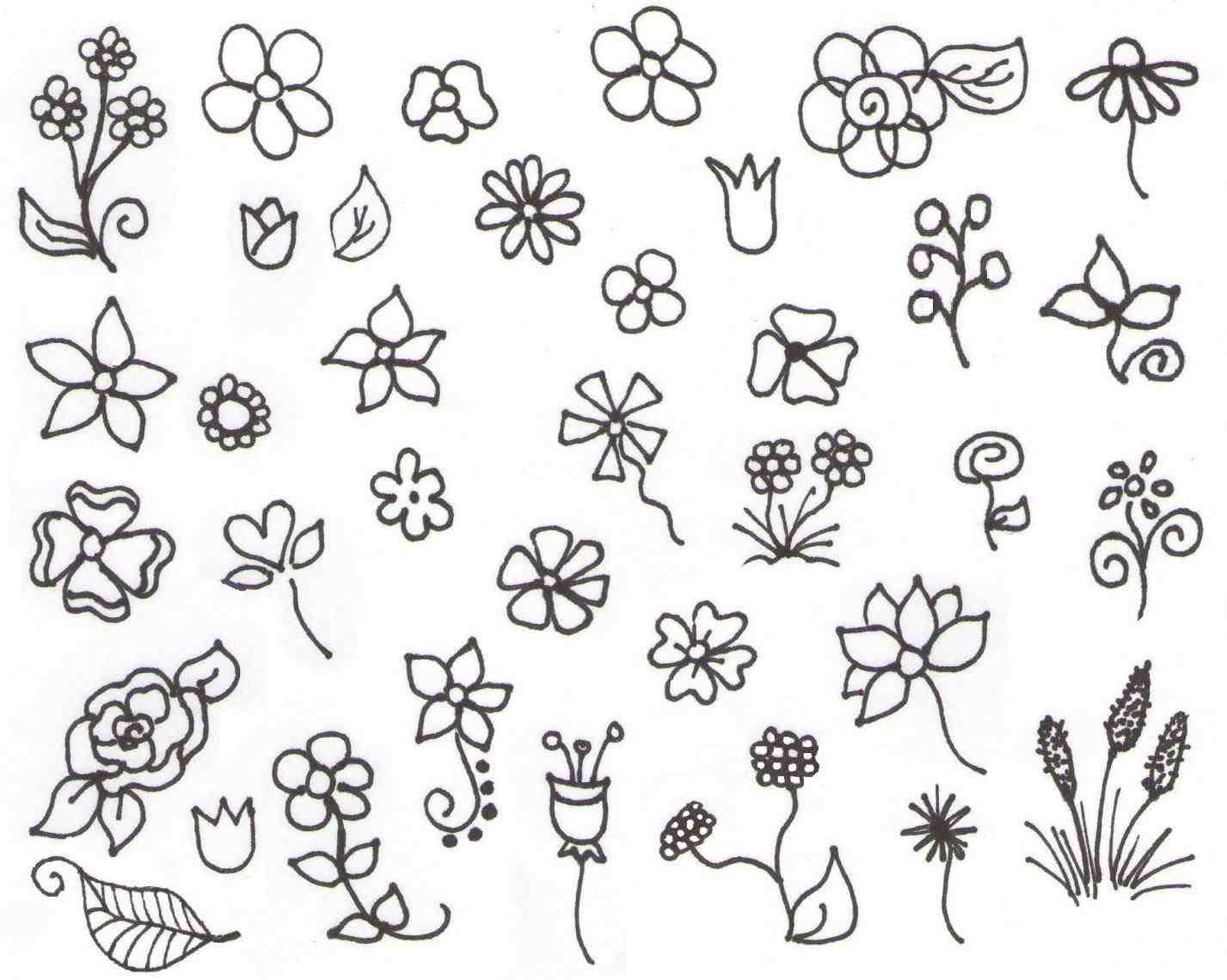 1427x1140 The Images Collection Of Art Gallery Drawing Ideas Easy Flowers