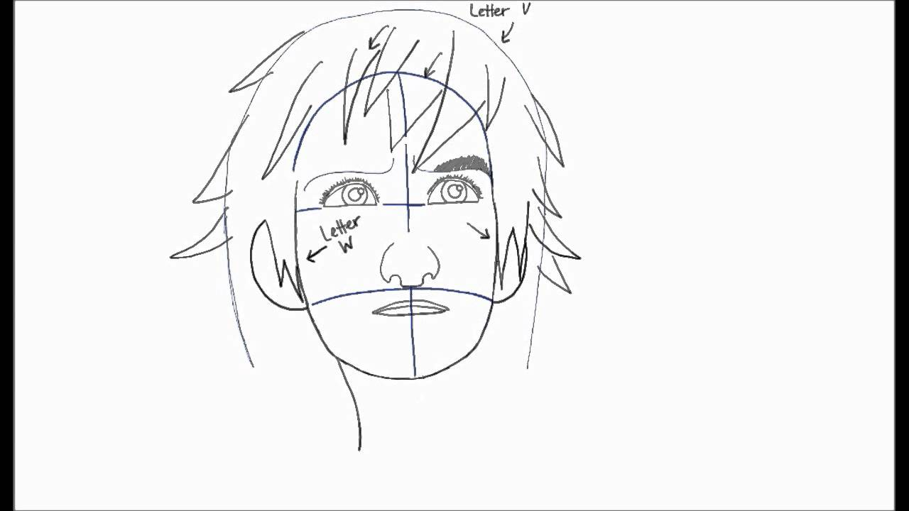 1280x720 How To Draw Hiccup From How To Train Your Dragon And How To Train