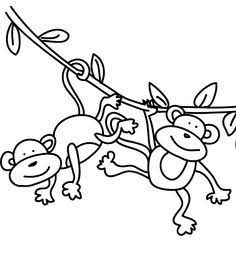 236x254 The Best Monkey Drawing Easy Ideas On Small Easy