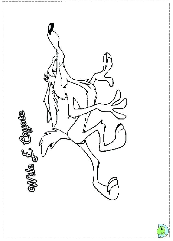 691x960 Coyote Coloring Pages Wile E Coyote Coloring Pages Wile E Coyote