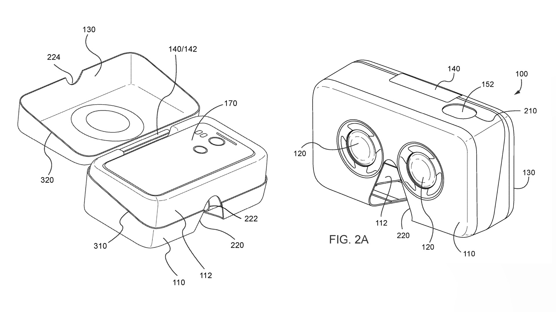 1920x1080 Google Patent Shows Smartphone Packaging That Doubles As A Vr