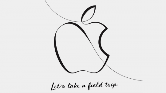 540x304 Let's Take A Field Trip Apple Teases Education Event In Chicago