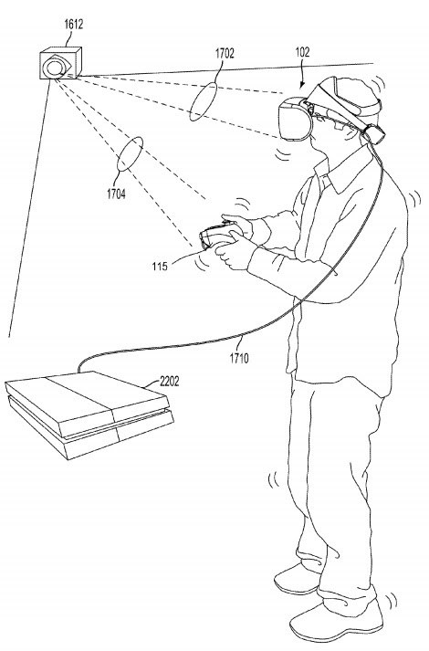 470x713 Patents Vive Like Tracking System For Psvr