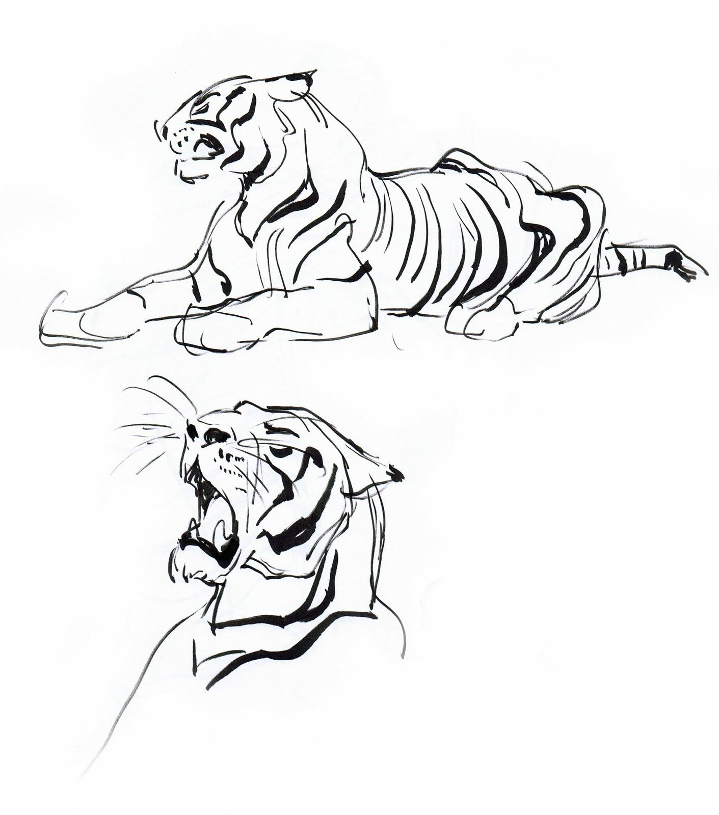 1411x1600 Deja View Animal Sketchbook