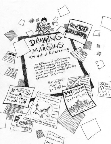 386x500 Stephanie Hafer Drawing In The Margins