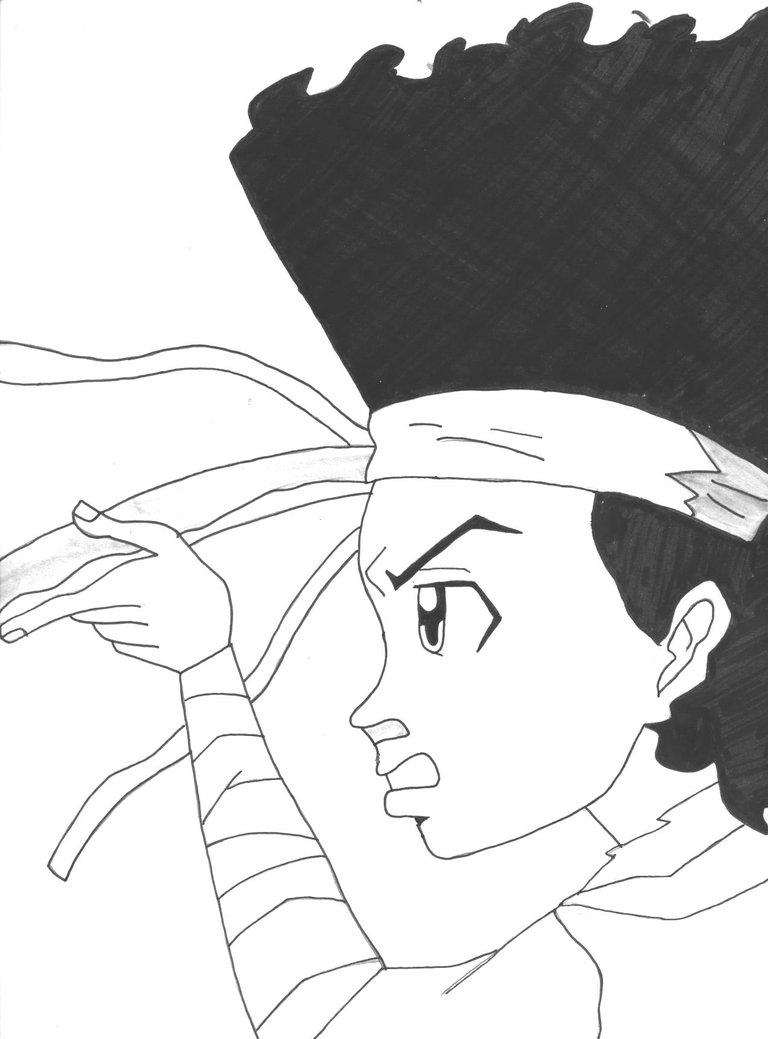 768x1039 Samurai Huey By The Boondocks Gurl
