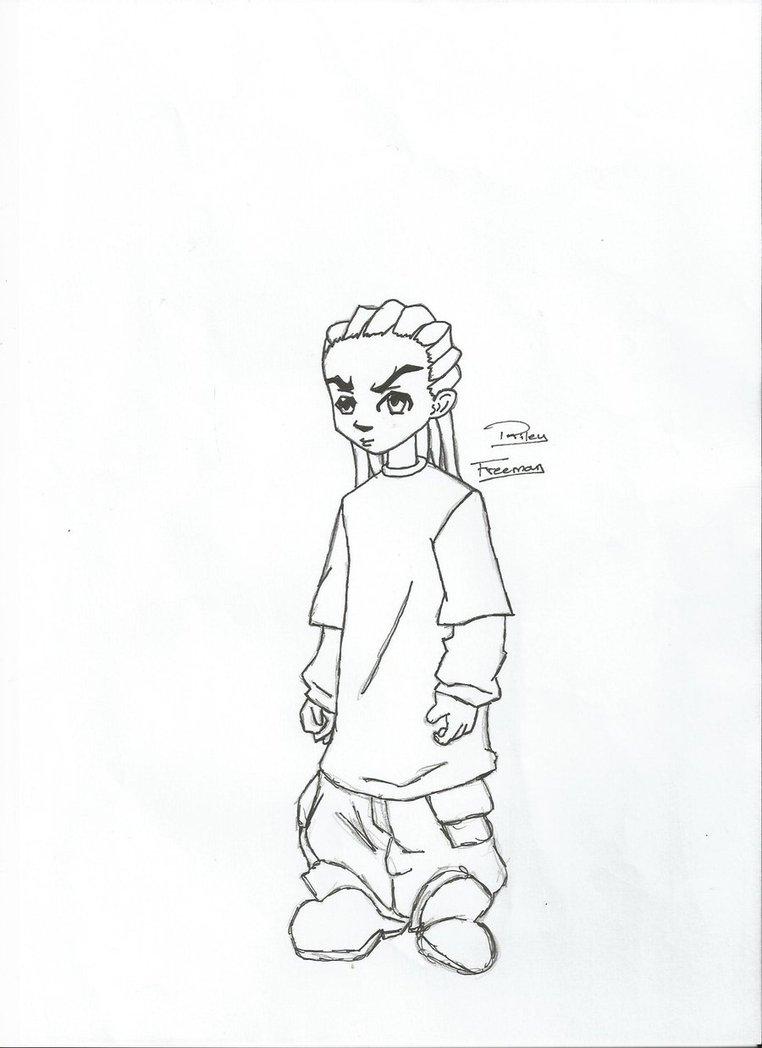 762x1048 Riley Freeman By Swag Lil Jay Jay