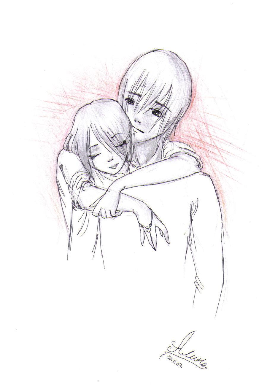 900x1311 Hug Me Tight By Ayamechanx3
