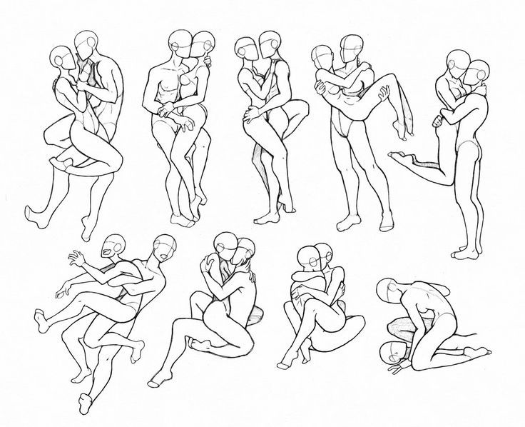 736x598 Image Result For Two People Hugging Art Reference Art Practice