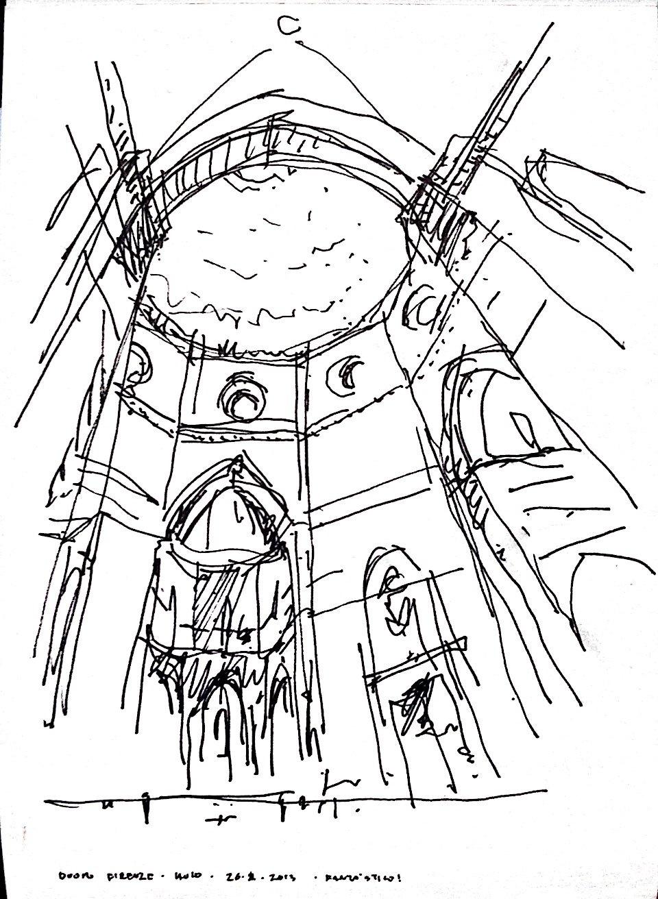 960x1312 Under Brunelleschi's Huge And Marvelous Dome Firenze A Fresh
