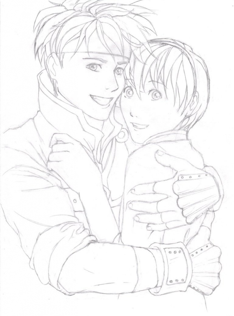 758x1024 Pencil Drawings Of Couples Pencil Drawings Of Anime Couples