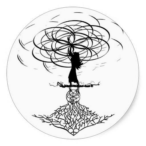512x512 Find Your Spiritual Balance With Hula Hooping. Namaste Lt3