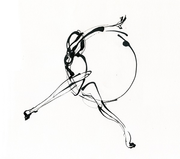 600x528 Hooping Drawing By Ruth Irving. Read This Beautiful Article