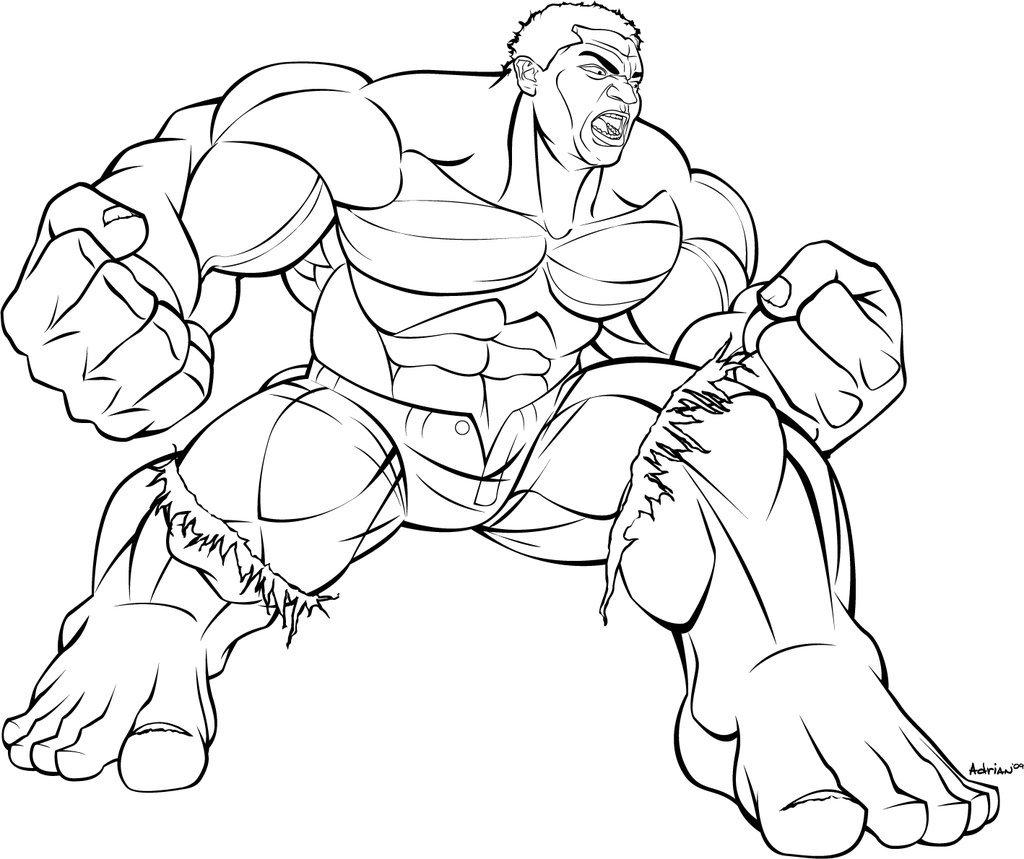 Hulk Cartoon Drawing at GetDrawings.com | Free for personal use Hulk ...