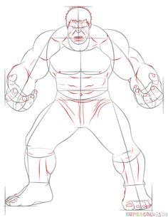 236x305 Hulk Ausmalbilder Einfach 1103 Malvorlage Hulk Ausmalbilder