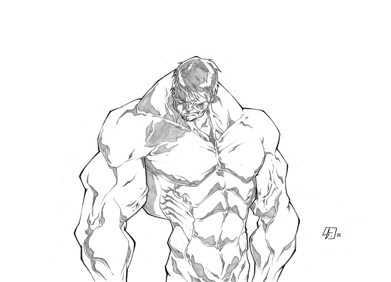 1280x923 Just Hulk By Marvelmania