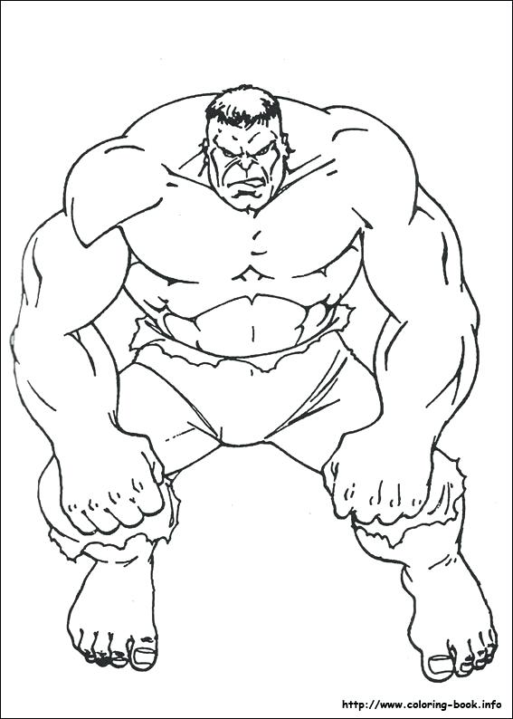 567x794 Minimalist Incredible Hulk Coloring Pages Free Download Weekly