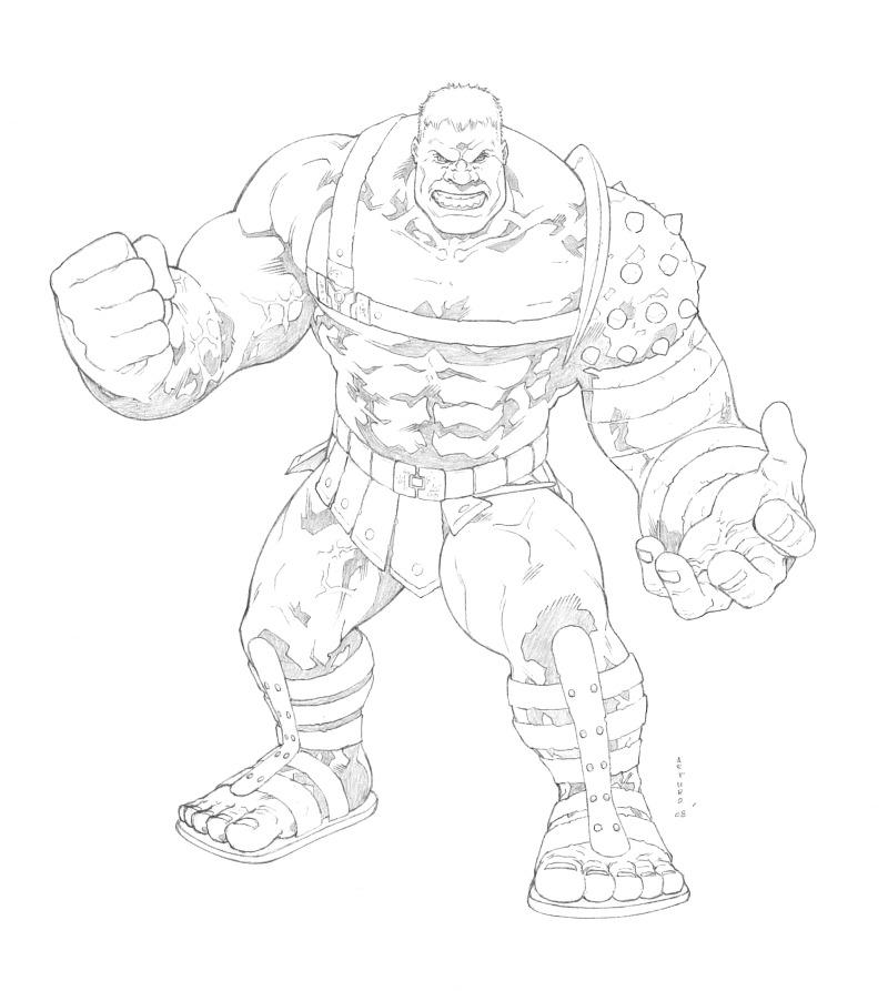 800x893 Planet Hulk By Therealarturo