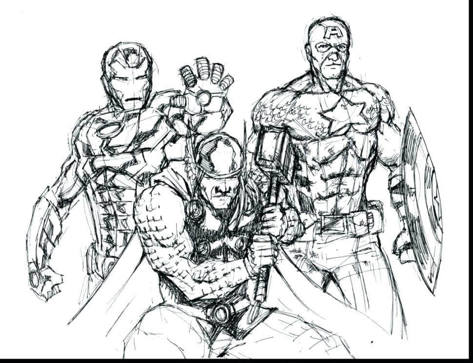 Hulk Drawing Easy at GetDrawings | Free download