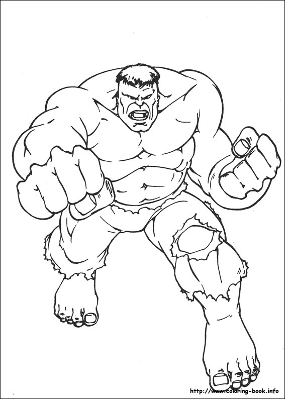 567x794 Remarkable Hulk Coloring Page 95 With Additional Coloring Pages