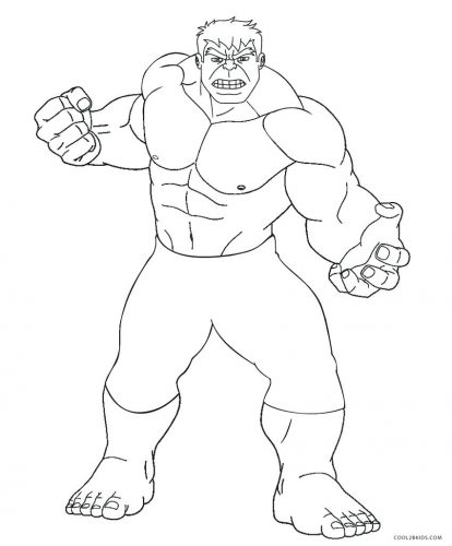 Attractive 414x500 Coloring Pages Hulk Coloring Page. Hulk Hogan Coloring Pages