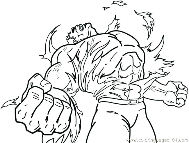 650x491 She Hulk Coloring Pages