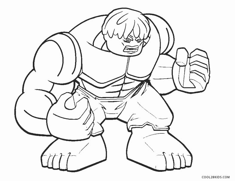 786x607 Free Printable Hulk Coloring Pages For Kids Cool2bkids