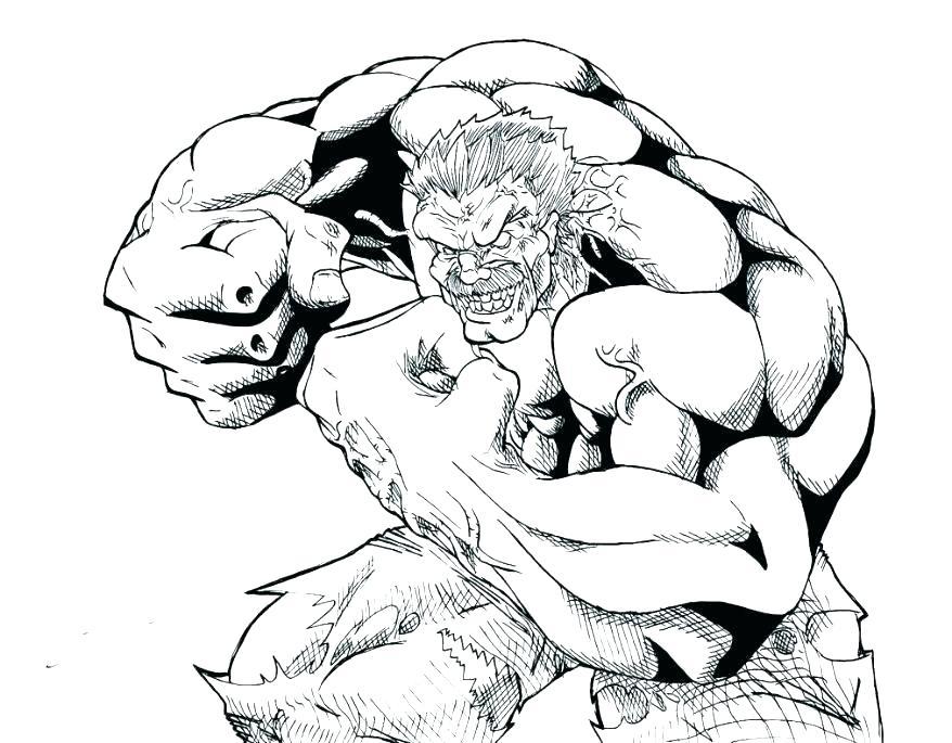 878x685 Hulk Hogan Coloring Pages Hulk Color Pages Incredible Hulk