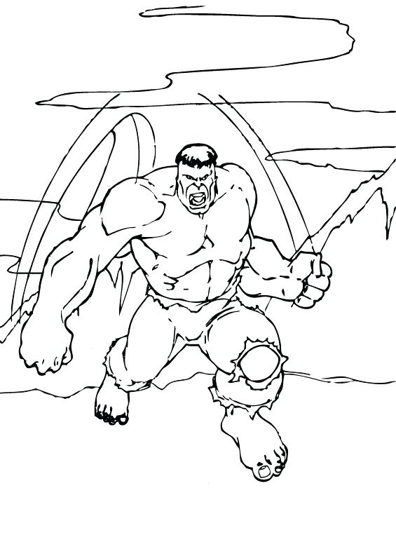 565x793 Incredible Hulk Pictures To Color Hulk Coloring Pages Incredible