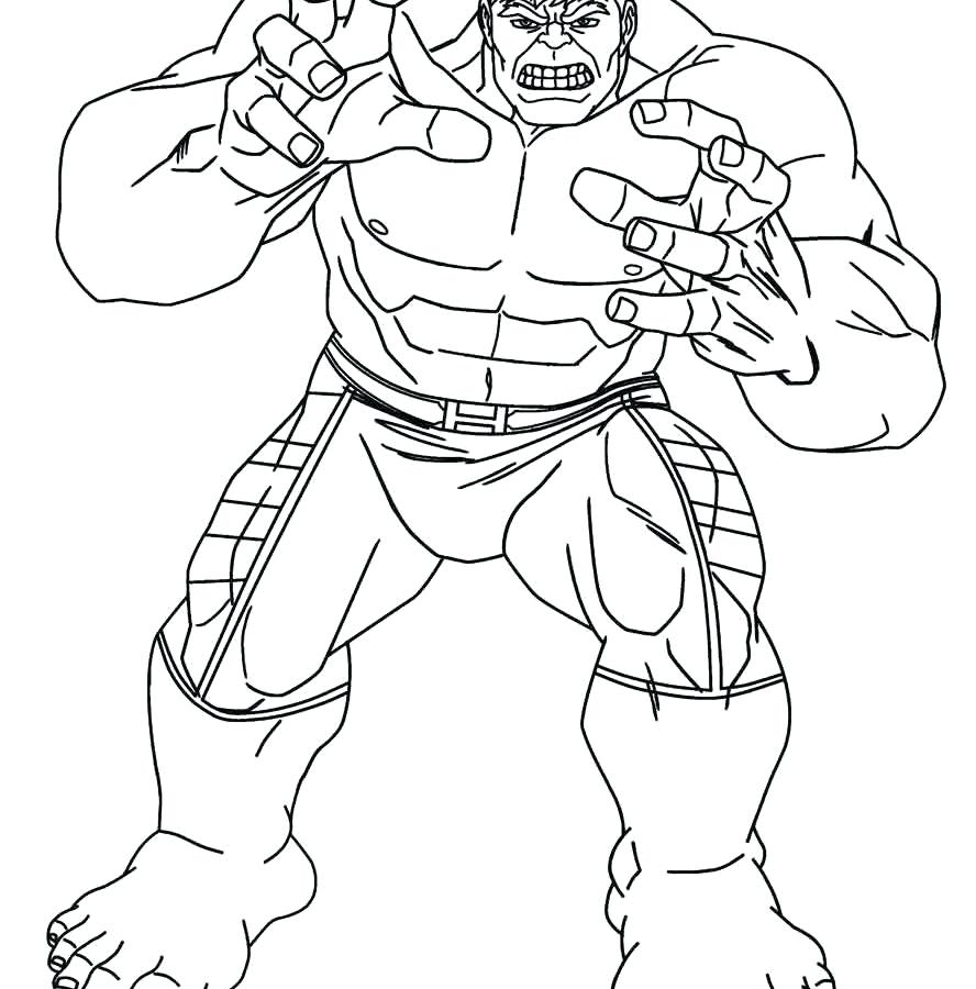 Red Hulk Coloring Pages Blue fruits images what color is venus the ...