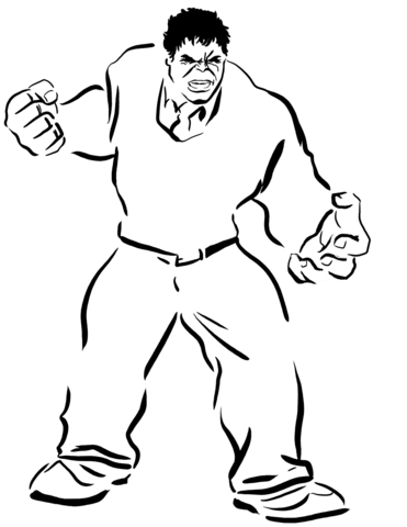 371x480 Hulk Coloring Pages Free Coloring Pages