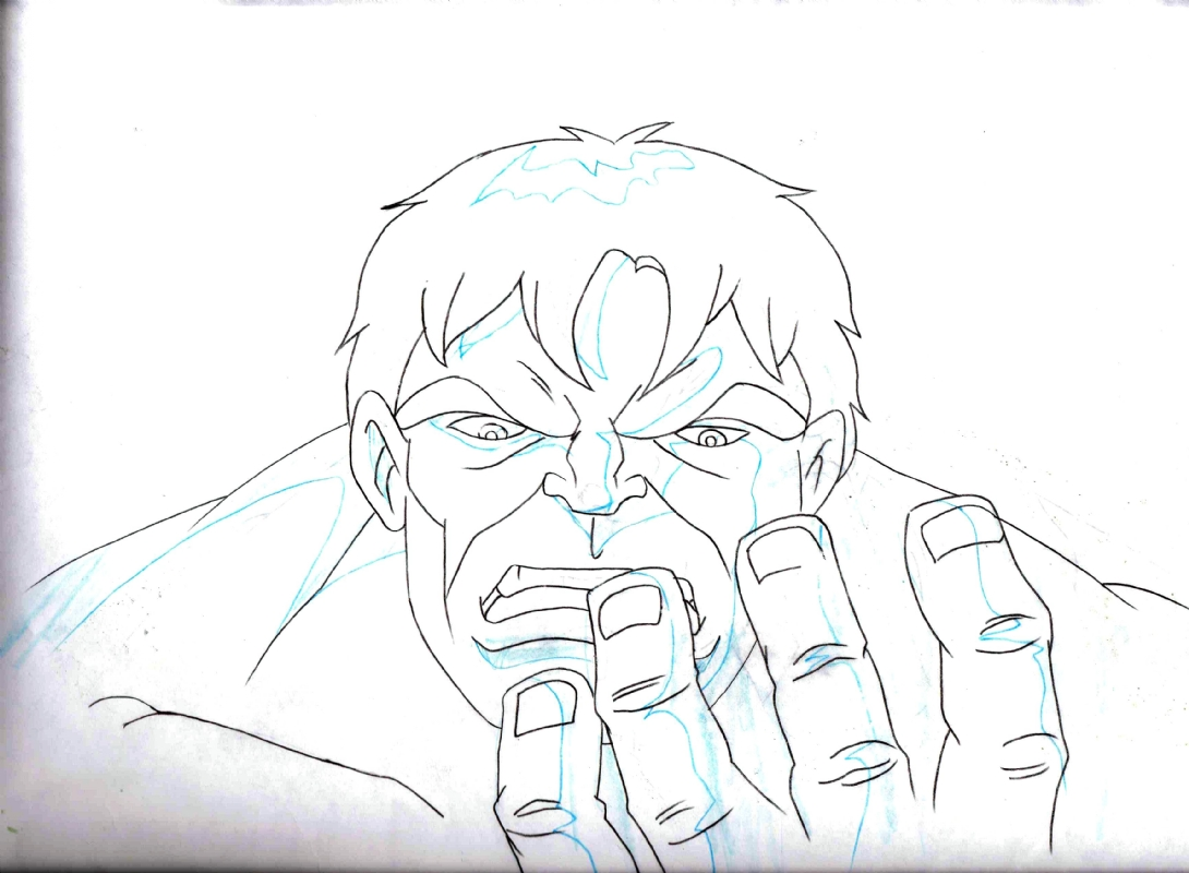 1090x800 Incredible Hulk Amp She Hulk Cartoon 1996