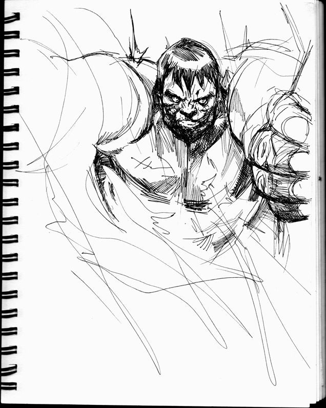 636x796 The Hulk Pictures
