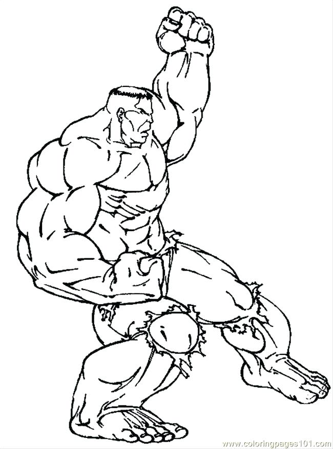 650x878 Hulk Printable Coloring Pages Hulk Make A Fist Hand Coloring Page