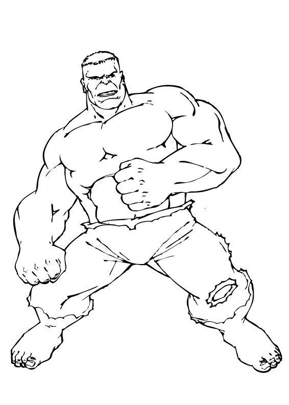 566x793 Hulk And Abomination Coloring Pages