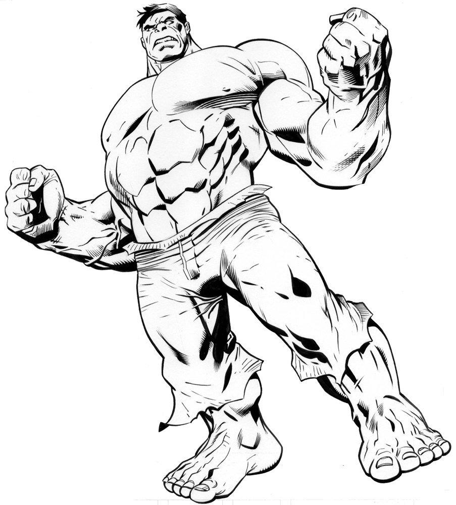 903x1000 Increible Hulk Dibujos Para Pintar
