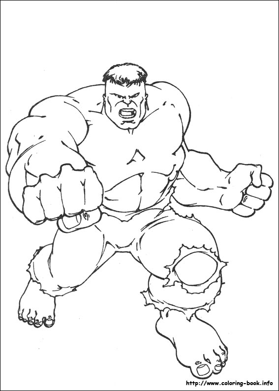 567x794 Chic Ideas Hulk Outline Coloring Pages Bestofcoloring Com Drawing