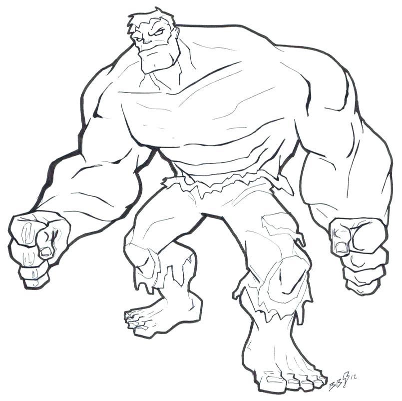 805x802 Hulk Hogan Coloring Pages Hulk Coloring Page And Hulk Coloring
