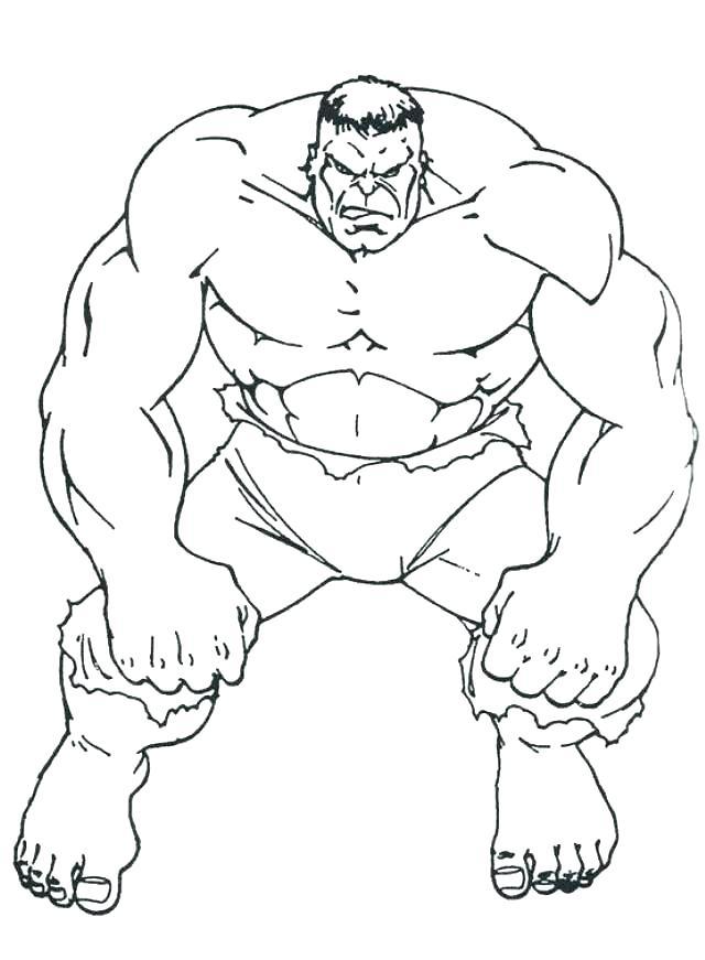 640x871 Hulk Hogan Coloring Pages Hulk Coloring Pages And Red Hulk