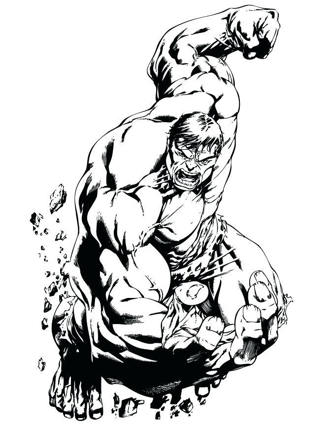 670x867 Hulk Printable Coloring Pages Incredible Hulk Coloring Pages
