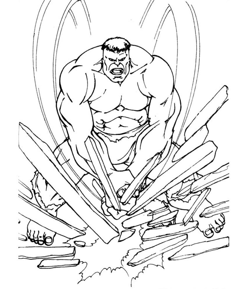 Hulk Smash Drawing at GetDrawings.com | Free for personal use Hulk ...