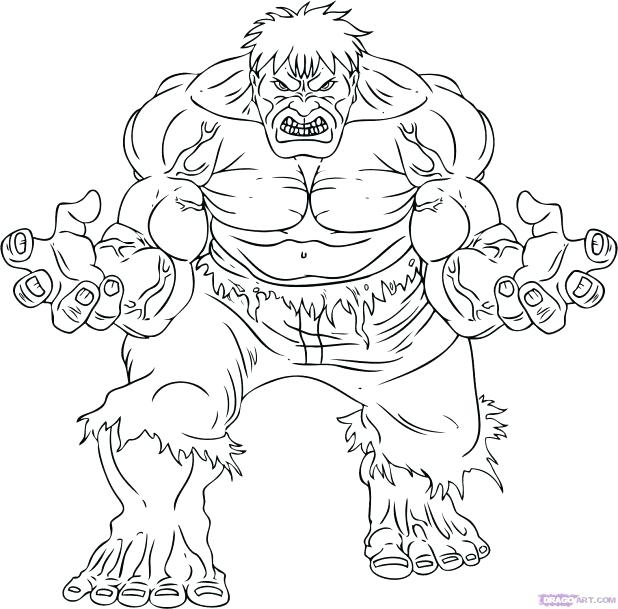 618x609 Hulk Coloring Pages 67 As Well As Index Coloring Pages Hulkbuster