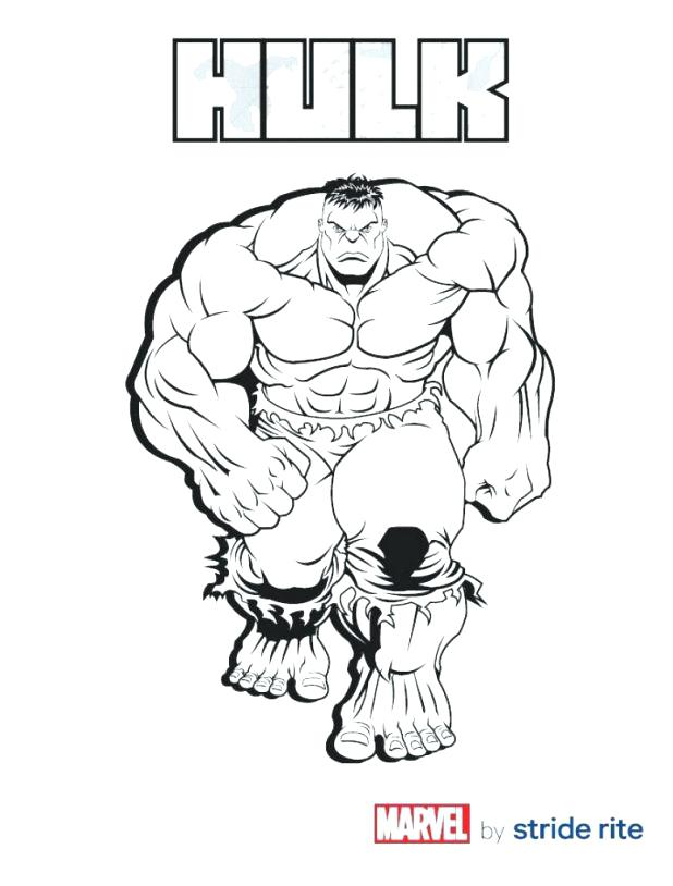 618x814 Hulk Coloring Pages Hulk Coloring Pages To Print Free For Kids