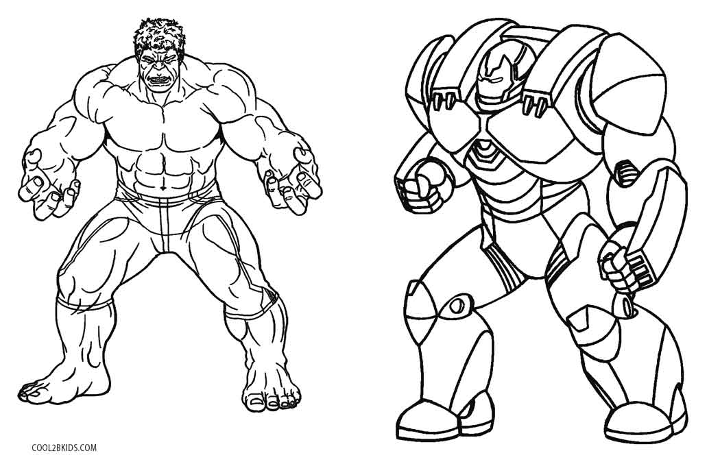 1050x677 Iron Man Hulkbuster Coloring Pages Iron Man Hulkbuster Coloring