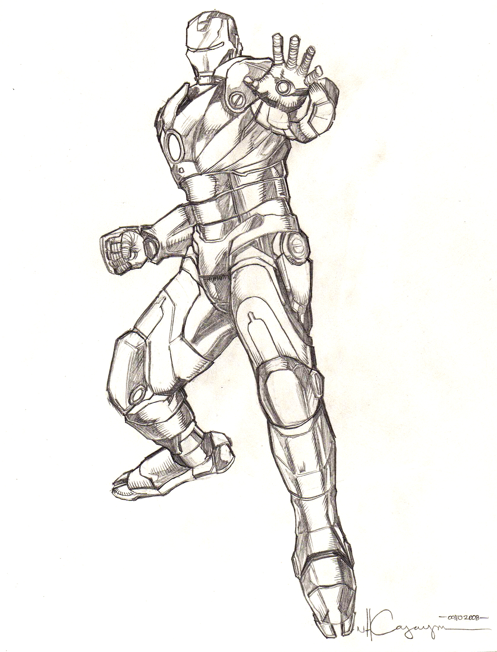 1674x2193 Pencil Sketches Of Iron Man Suits Hulkbuster Iron Man Pencils By