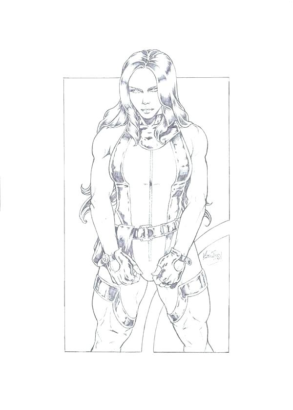 600x838 She Hulk Coloring Pages Outstanding Red Hulk Coloring Pages Print