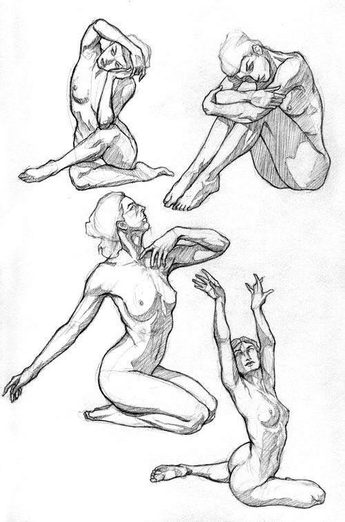 500x755 188 Best Figure Drawing Images On Figure Drawing